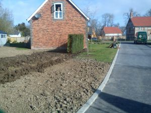During Instant Hedge installation